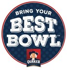 Quaker is on the hunt to find America's next great oatmeal flavor by launching the Bring Your Best Bowl contest. The contest celebrates the versatility of oatmeal and all the ways to enjoy it by inviting Americans to submit their most inspired oatmeal flavors using 2-5 ingredients for a chance to win $250,000, and have their combination brought to life as Quaker's newest oatmeal flavor.