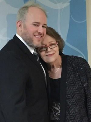 Samuel Beniquez and his biological mother Antonia Beniquez.
