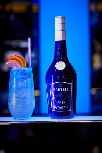 Martell Unveils 'La French Touch by Martell', an Exceptional Limited Edition by Etienne de Crecy (PRNewsFoto/Martell) (PRNewsFoto/Martell)