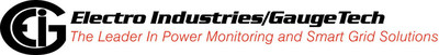 ElectroIndustries/GaugeTech, the Leader in Power Monitoring and Smart GridSolutions.