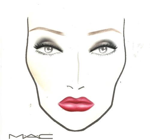 Suzanne Reid (PRNewsFoto/MAC Cosmetics)