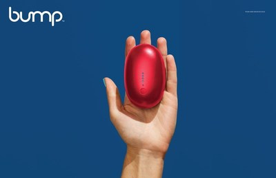 Bump is design at its best, it fits as perfectly in your hand as it does in your pocket,
