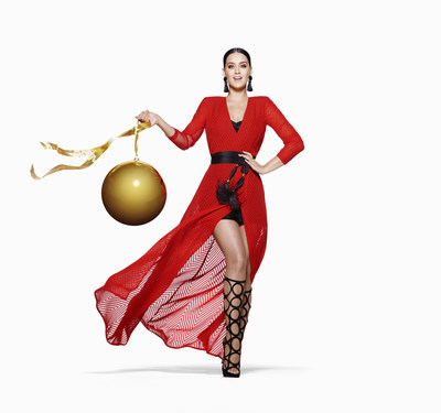 KATY PERRY BRINGS FASHION, FANTASY AND FUN TO H&M'S SPECTACULAR HOLIDAY CAMPAIGN