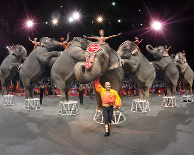 Ringling Bros. Producers Search for an Amazing and Memorable Modern Anthem To Proudly Promote The Greatest Show On Earth(R)