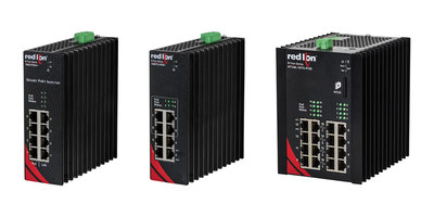 New Red Lion 1000-POE4+, 1008TX-POE+, and NT24k-16TX-POE Switches and Injectors