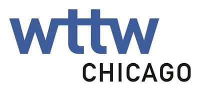 WTTW Chicago Logo.  (PRNewsFoto/WTTW National Productions)