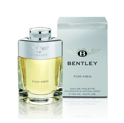 Bentley for Men fragrance from The Fragrance Group.  (PRNewsFoto/The Fragrance Group)