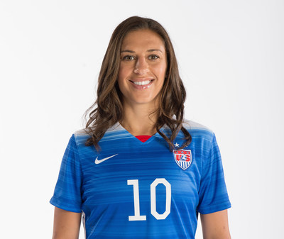 International soccer superstar and World Cup hero Carli Lloyd will join a show-stopping slate of keynote speakers for the Pennsylvania Conference for Women at the Pennsylvania Convention Center in Philadelphia on November 19, 2015.