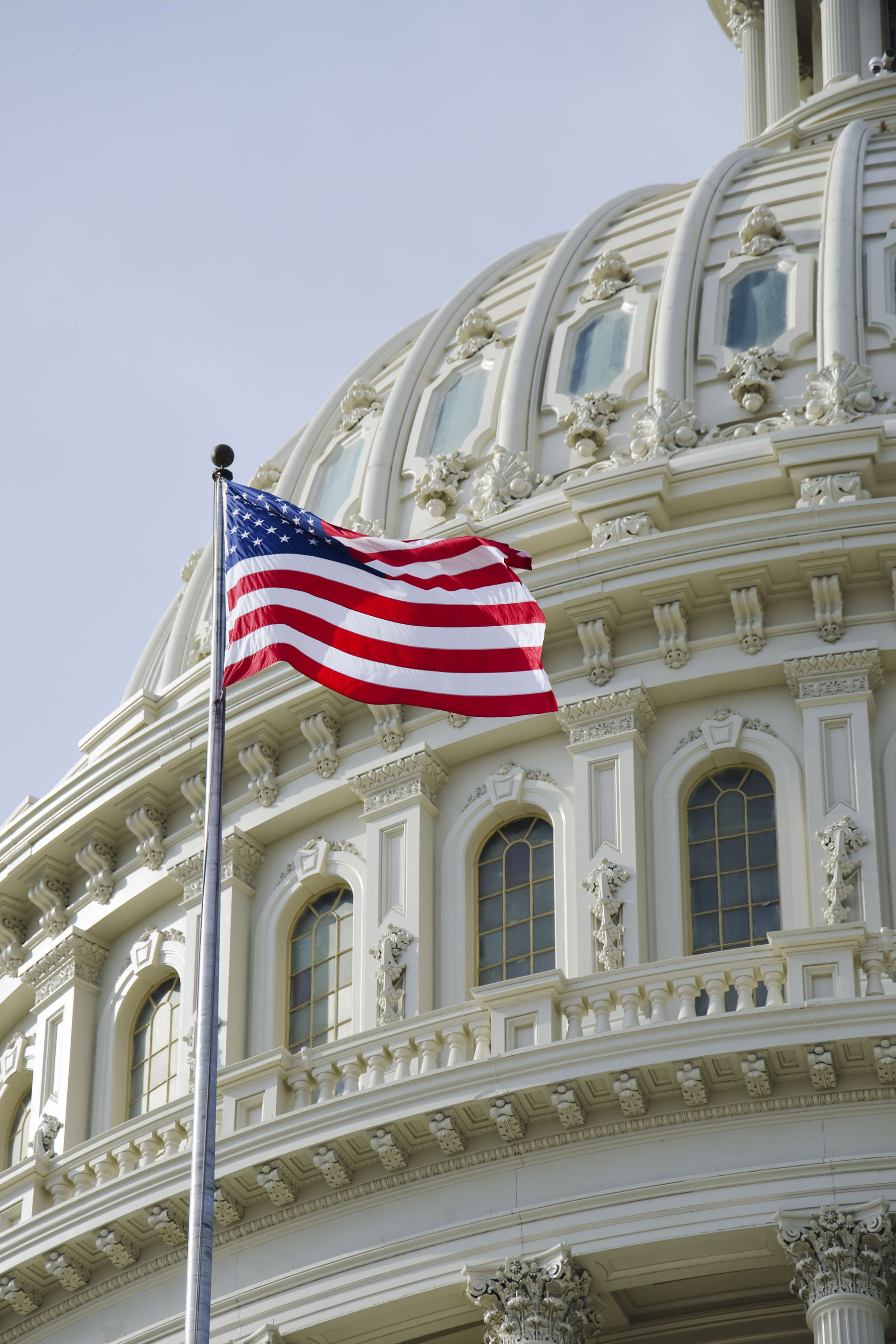 Ophthalmologists Visit Capitol Hill.