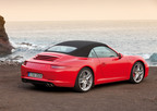 All-New Porsche 911 Cabriolet Features Innovative Roof Design