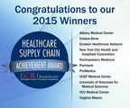 ECRI Institute is proud to announce the winners of its 2015 Healthcare Supply Chain Achievement Award. The prestigious award honors healthcare organizations that demonstrate excellence in overall spend management and in adopting best practice solutions in their supply chain processes. View winners at www.ecri.org/2015scaa.