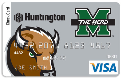 Huntington bank launches herd banking program for marshall for Huntington card designs