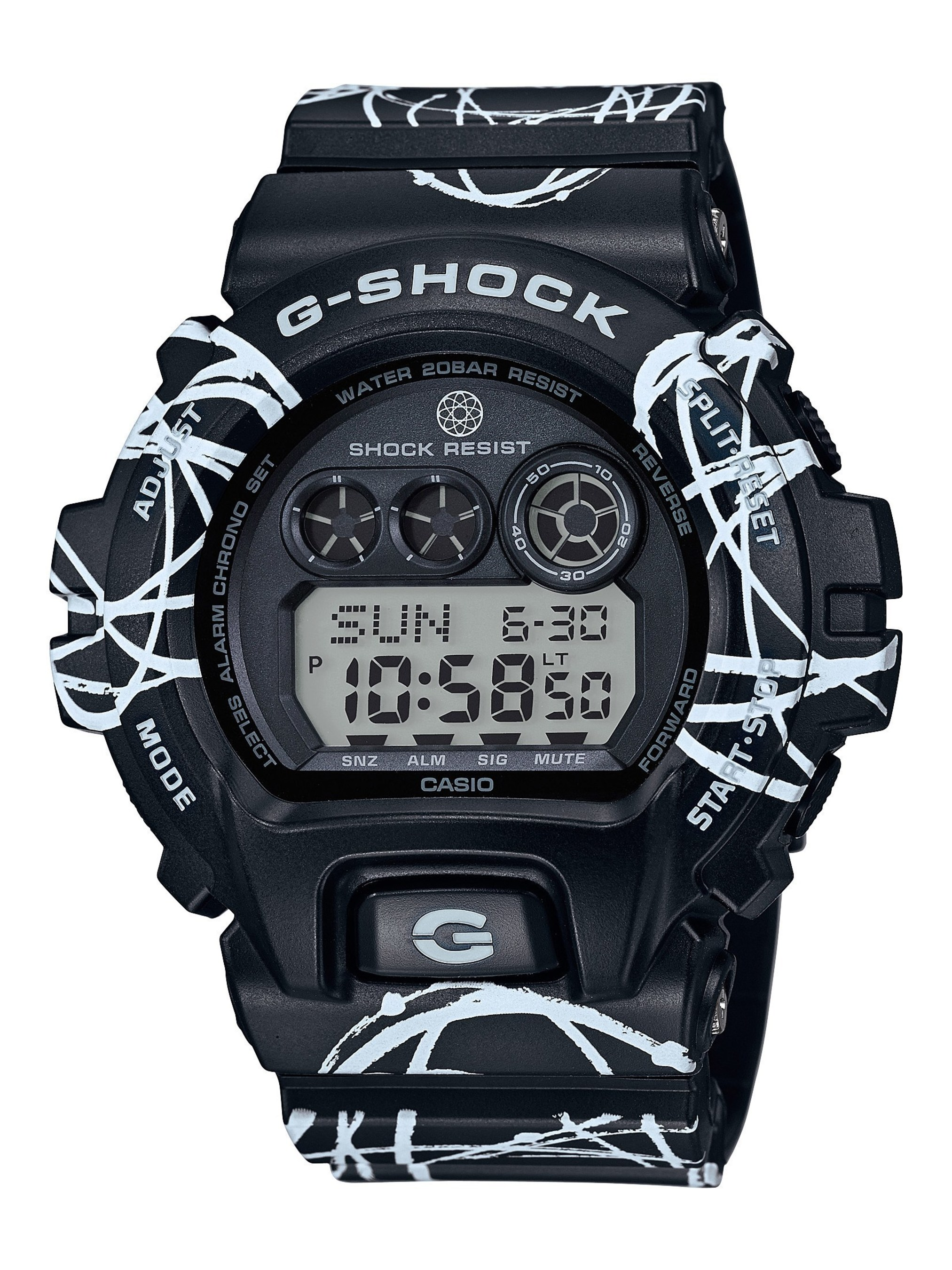 Casio G-SHOCK Partners With Futura On Third Collaboration Release