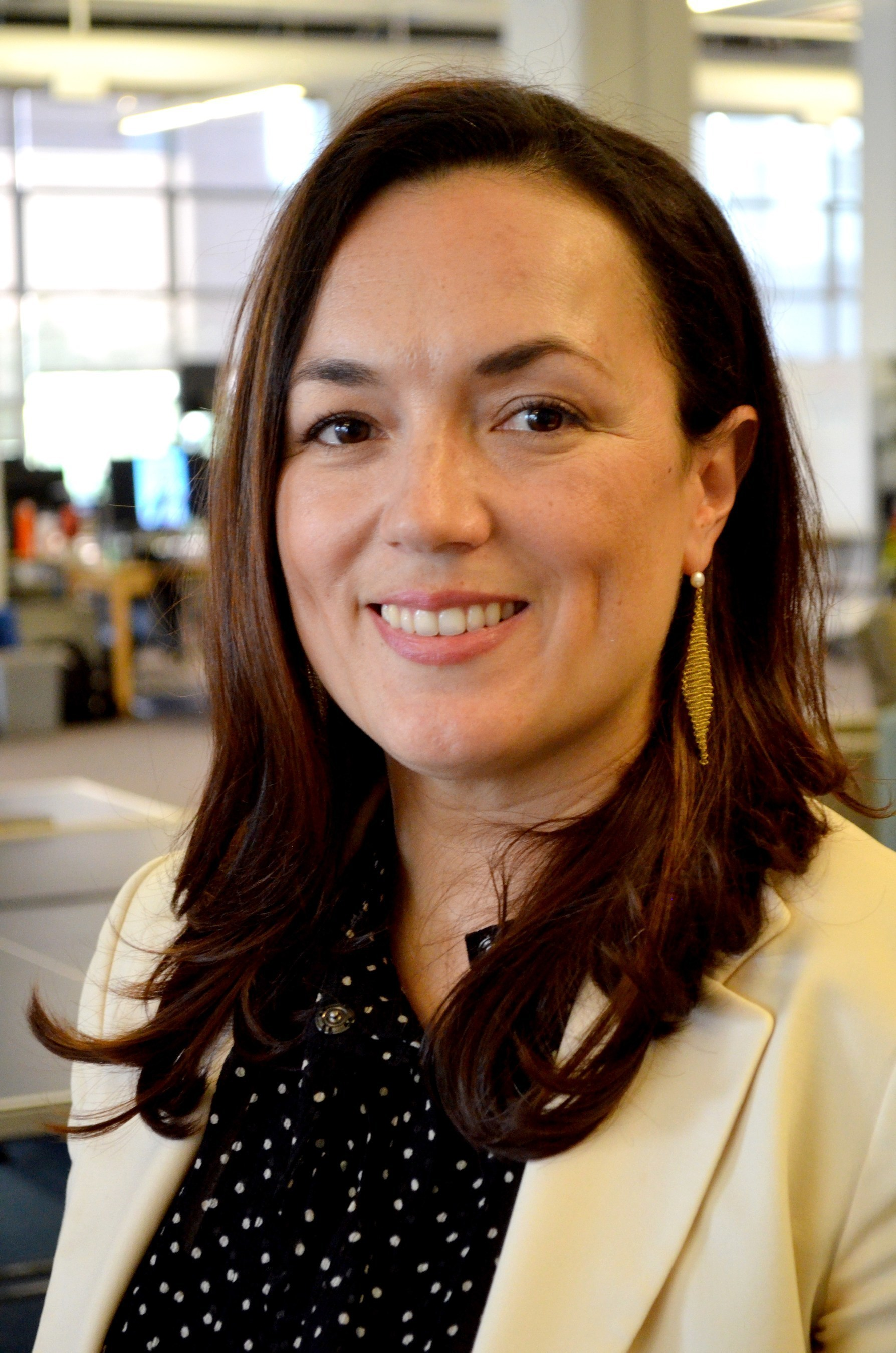 Xochitl Cazador, Senior Director of Growth and Customer Success at Unitive