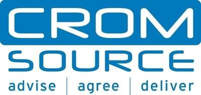 CROMSOURCE Logo (PRNewsFoto/CROMSOURCE) (PRNewsFoto/CROMSOURCE)