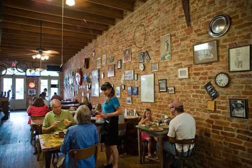 "Designations like ""Best Breakfasts,"" ""Best Desserts"" and ""Best Small Town Cafe in ..."