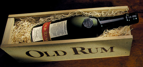 Gosling's Family Reserve Old Rum Judged Best Aged Rum.  (PRNewsFoto/Gosling's Brothers Ltd.)