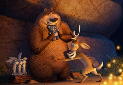 Sony Pictures Animation's OPEN SEASON: SCARED SILLY Coming in Spring 2016