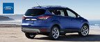 The 2014 Ford Escape at Dahl Ford offers versatility, affordability, and utility. (PRNewsFoto/Dahl Ford)