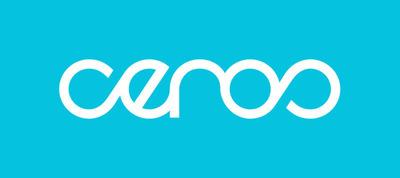 Ceros Corporate Logo.  (PRNewsFoto/Ceros)