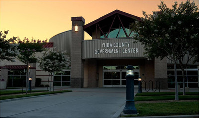 Yuba County calls on Chevron Energy Solutions to install the government's first solar generating capacity. (PRNewsFoto/Chevron Energy Solutions) (PRNewsFoto/CHEVRON ENERGY SOLUTIONS)