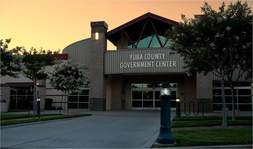 Yuba County calls on Chevron Energy Solutions to install the government's first solar generating capacity.  (PRNewsFoto/Chevron Energy Solutions)