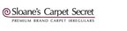 Sloane's Carpet Secret: The best kept carpet buying secret in Denver since 1979. (PRNewsFoto/Sloane's Carpet Secret)