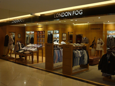 Iconix China Announces Initial Monetization of London Fog.  (PRNewsFoto/Iconix Brand Group, Inc.)