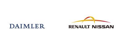 Daimler Renault Nissan Logo