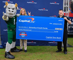 USF's Rocky the Bull Crowned Champion of the 2013 Capital One Mascot Challenge