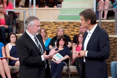 Dr. Oz talks to First 5 California's Commission Chair George Halvorson about his book, Three Key Years, highlighting the critical importance of reading to children during their first three years of life.