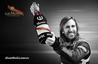 Maison MUMM has partnered with DJ and music pioneer David Guetta on the launch of his track âeuro˜Dangerousâeuro(TM). This marks the first time the House has partnered with an innovator from the music industry. (PRNewsFoto/MUMM)