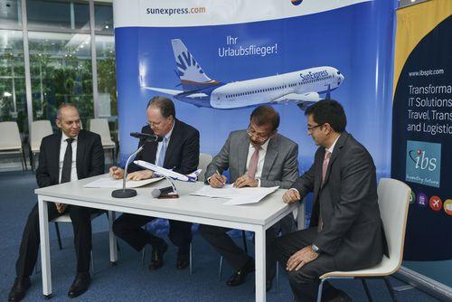 IBS Software formaliza un contrato multiaño con SunExpress