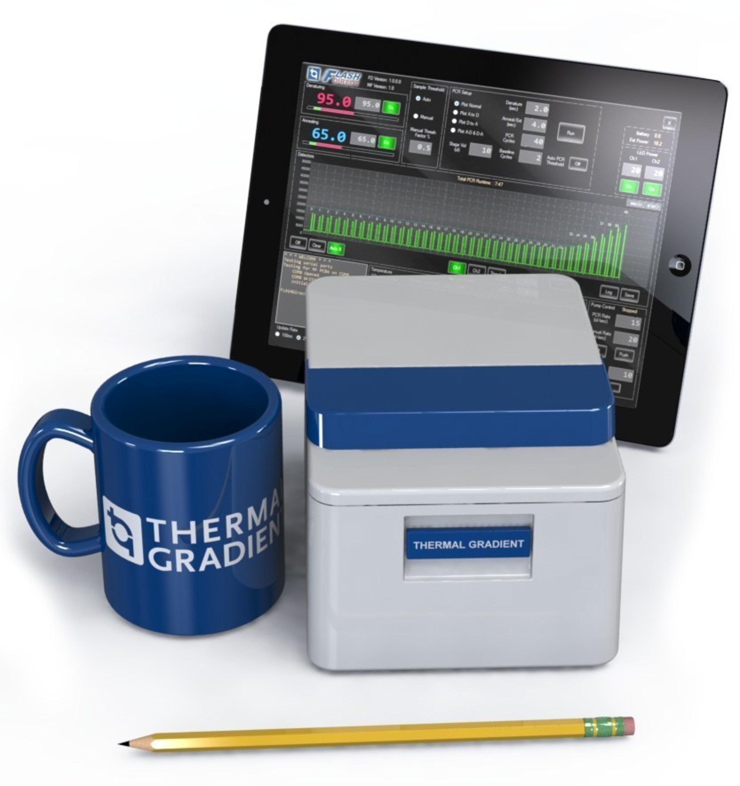 Thermal Gradient's FlashAmp Instrument