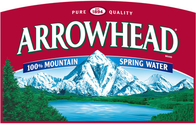 Arrowhead® Brand 100% Mountain Spring Water Returns to Southern California as the Official Bottled Water Sponsor of the Rock 'n' Roll San Diego Marathon