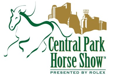 Central Park Horse Show Presented by Rolex (PRNewsFoto/Chronicle of the Horse)