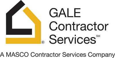 Gale Contractor Services Logo.  (PRNewsFoto/Masco Contractor Services)