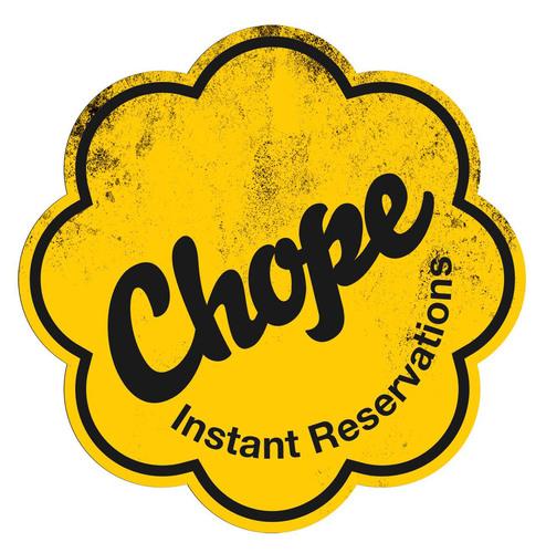 Chope Pte Ltd.  (PRNewsFoto/The Chope Group)