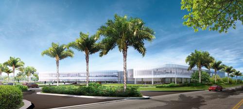 Hertz Announces Worldwide Headquarters Campus Design: Building design reflects Hertz's global branding and ...