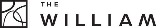 The William logo.  (PRNewsFoto/The William)