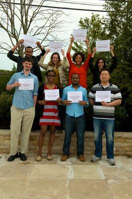 St. George's University medical students land dream jobs. (PRNewsFoto/St. George's University)