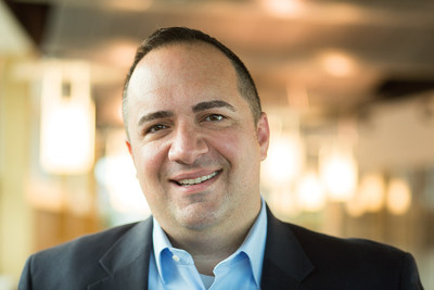 bbcon 2016 keynote speaker, Chief Communications and Marketing Officer for the UN Foundation, Aaron Sherinian