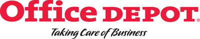 Office Depot logo.  (PRNewsFoto/Brookdale Senior Living)