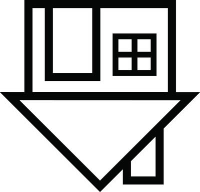 The Neighbourhood house logo.  (PRNewsFoto/Columbia Records)