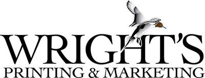 Wright's Printing & Marketing Logo