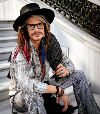 Musician Steven Tyler will receive the 2016 Humanitarian Award at the United Nations' Ambassadors' Ball in December honoring his philanthropy: Janie's Fund.