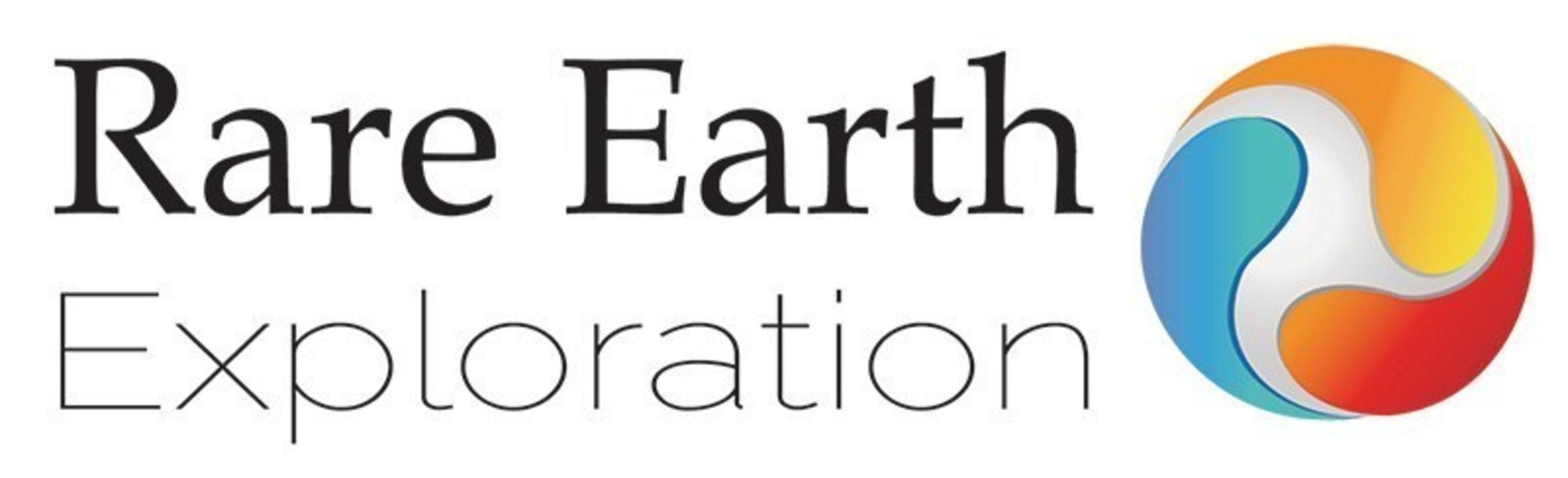 Rare Earth Exploration Logo