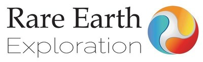Rare Earth Exploration Logo