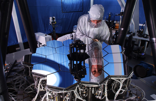 Ball Aerospace Delivers Software for James Webb Space Telescope Wavefront Sensing & Control