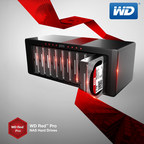 WD Red(TM) Pro Drives Now Available In 6 TB